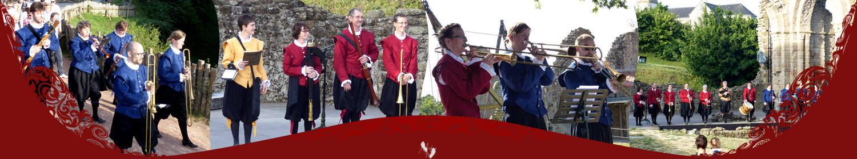 concert renaissance concert des grands hautbois