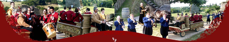 spectacle renaissance concert des grands hautbois