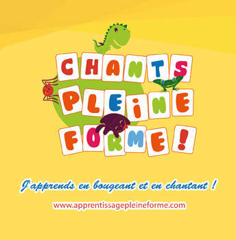 CD Chants pleine forme