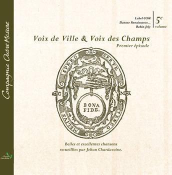 CD Renaissance Voix de Ville et Voix des Champs