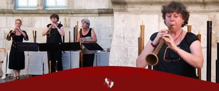 concert renaissance concert trois chamelistes