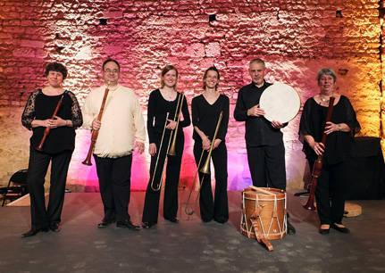 Concert Renaissance Messes La Basse Danse & La Spagna