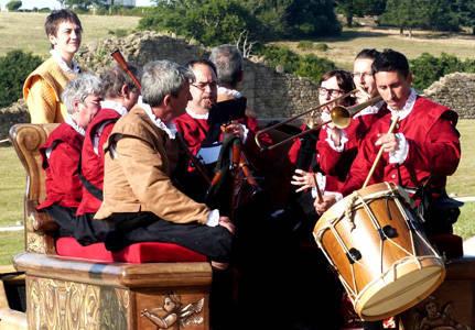 Concert Renaissance Musique des Mousquetaires B