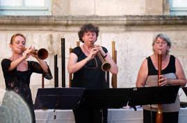 Concert Renaissance Concert des Trois Chalemistes A