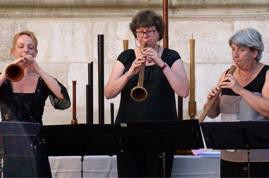 Concert Renaissance Concert des Trois Chalemistes B