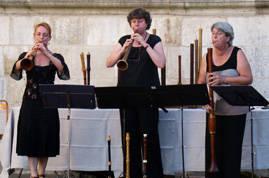 Concert Renaissance Concert des Trois Chalemistes C