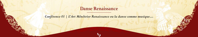 Danse Renaissance Conférence 01