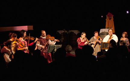 musique renaissance instruments