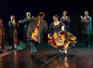Spectacle Renaissance Concordances Danse