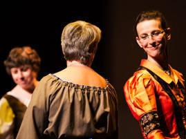 Spectacle Renaissance Terpsichore Concert Ballé A