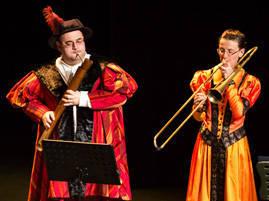 Spectacle Renaissance Terpsichore Concert Ballé C