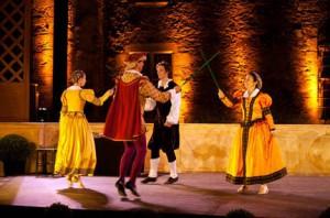 Spectacle Renaissance Bal à la cour des Valois B