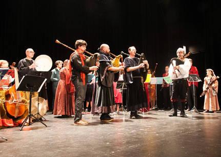 Atelier Renaissance RAMDAM Rencontres d'amateurs de Musique, de Danse et d'Art Ménétrier