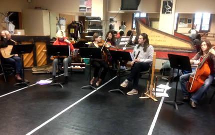 Atelier de musique Renaissance