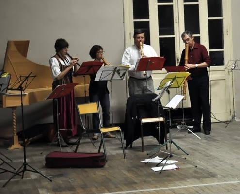 Stage Renaissance Académie Européenne de la Compagnie Outre Mesure