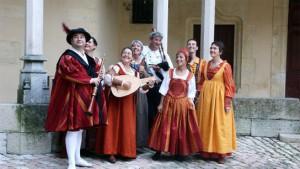 Concert dansé Renaissance L'Europe Flamboyante