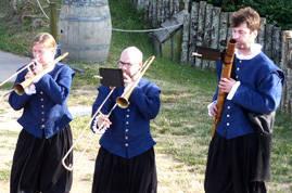 concert renaissance des grands hautbois