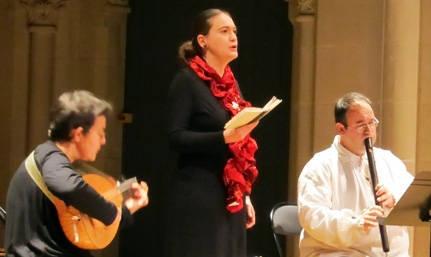 Concert Renaissance Le Petit Velours