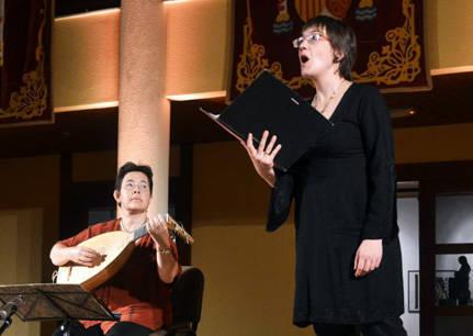 Concert Renaissance Petite Compagnie programme sur mesure