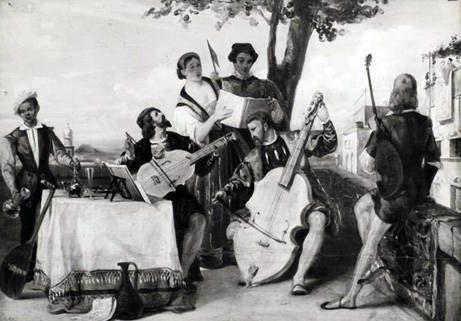 Concert Renaissance Vénitien