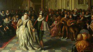 Représentation du Balet comique de la Royne