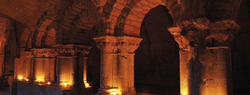 Festival des Voûtes célestes aux Abbayes de Maillezais et Nieul - Du 28 mai au 17 juin 2021